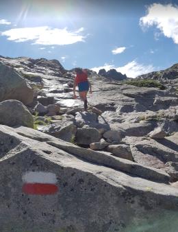 Climb out of Manganu